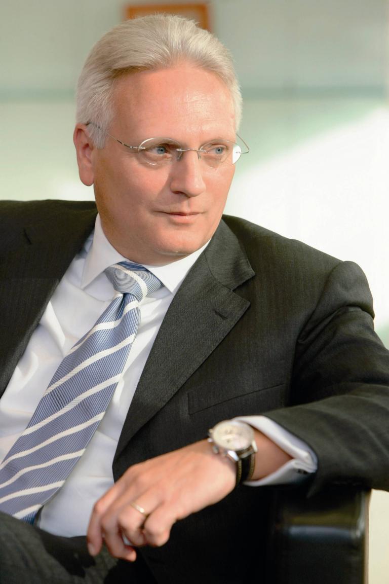 Winfried Vahland wird neuer Skoda-Chef.