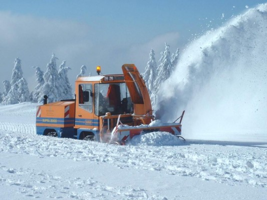 Wintersperre: Noch 25 Alpenpässe geschlossen