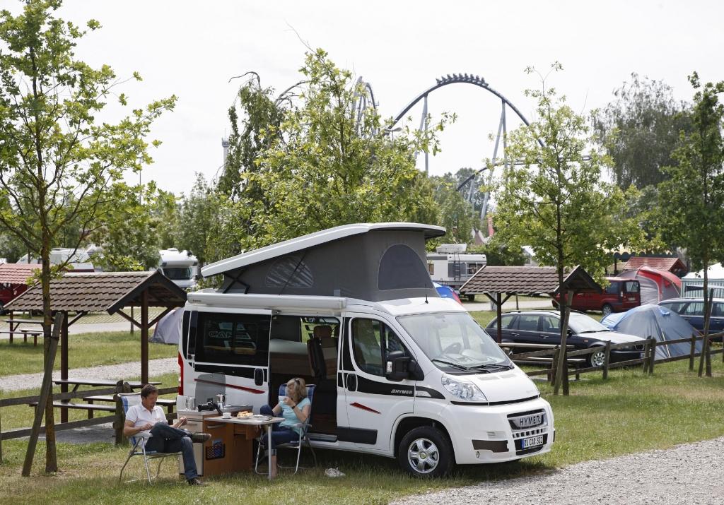 Wohn- und Reisemobile: Eine kleine Typenkunde