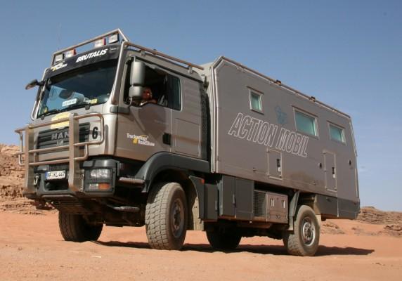 Wohn- und Reisemobile: Typenkunde - Teil 1