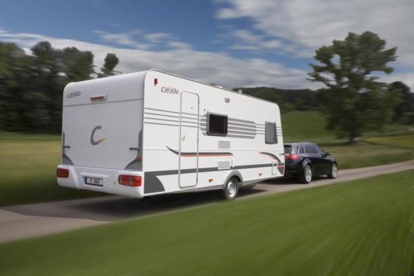 Wohnwagen und Reisemobile im Ravenburger Spieleland