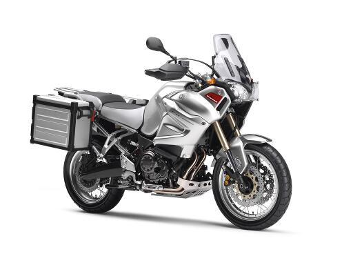 Yamaha Super Ténéré: Ein Hauch von Wüste