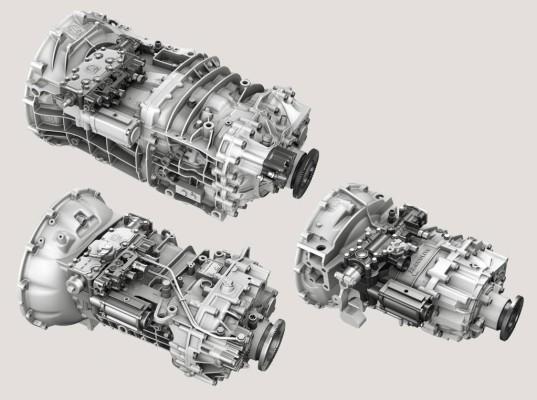 ZF verteidigt Titel als beste Marke für Nutzfahrzeuggetriebe