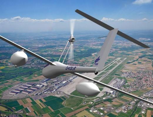 Antares DLR-H2 – ein Elektroflieger mit Brennstoffzelle