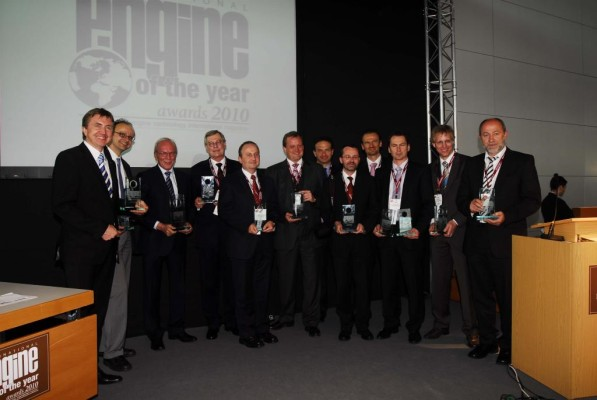 ''Engine of the Year'' Award für Multi-Air-Motor von Fiat