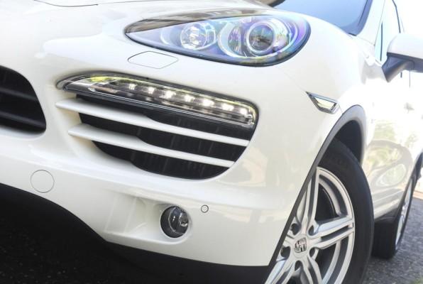 ''Firmenauto des Jahres'': Cayenne Diesel wiederholt Vorjahressieg