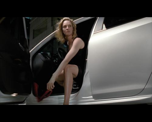 Internationale Giulietta-Kampagne mit US-Star Uma Thurman