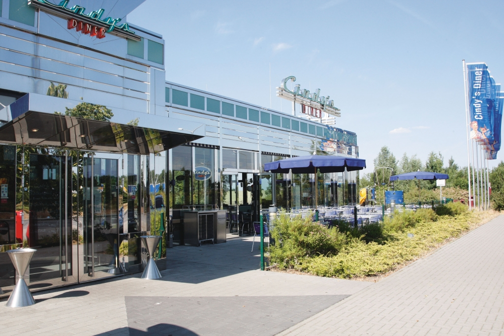 1. Platz:  Am Fichtenplan Nord, A10 Frankfurt/Oder-Potsdam