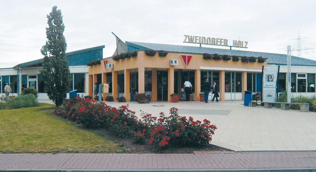 10. Platz: Zweidorfer Holz Süd, A2 Hannover-Braunschweig