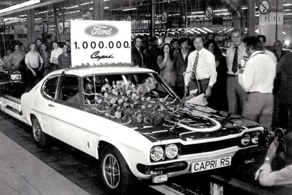 40 Jahre: Ford und Volkswagen feiern ihre Werke