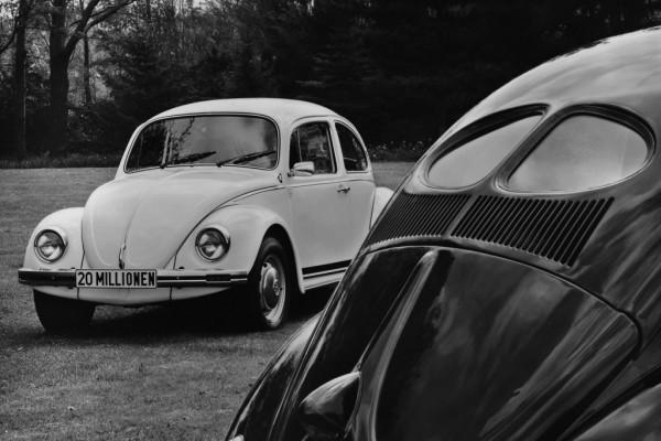 40 Jahre VW Käfer 1302: Auf dem Zenit