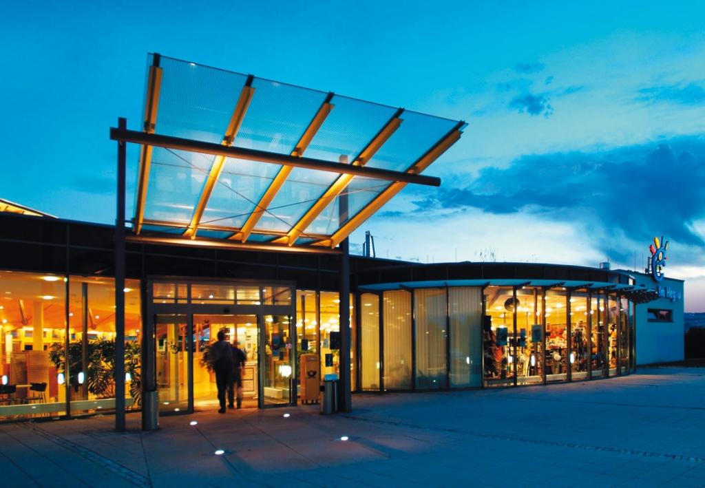 6. Platz: Im Hegau West, A81 Stuttgart-Singen
