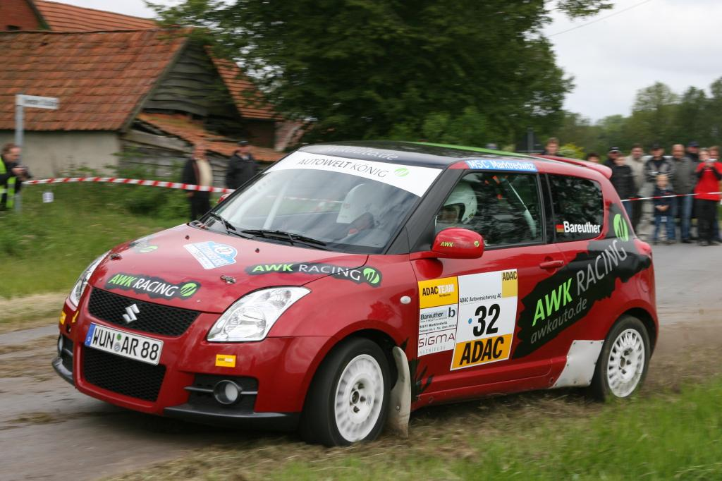 ADAC Rallye Masters 2010.