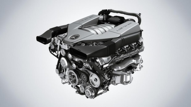 AMG V8 gewinnt die ''International Engine of the Year Awards 2010''