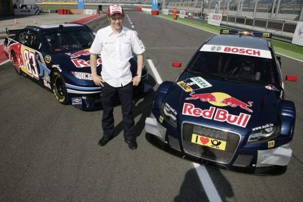Audi-Werksfahrer Ekström startet bei NASCAR-Rennen