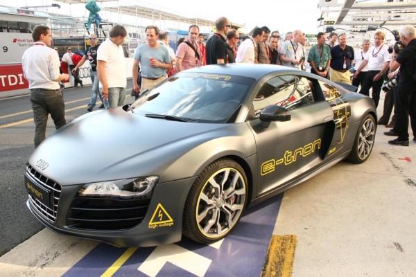 Audi blickt in Le Mans in die Zukunft