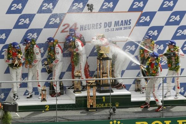 Audi zieht Le-Mans-Bilanz: Schneller, sparsamer, effizienter