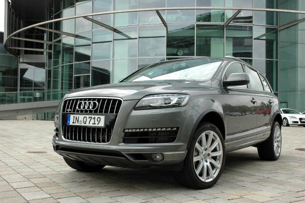 Bei aller Wucht: Mit neuen Motoren ist Audis Q7 effizienter und leichtfüßig unterwegs