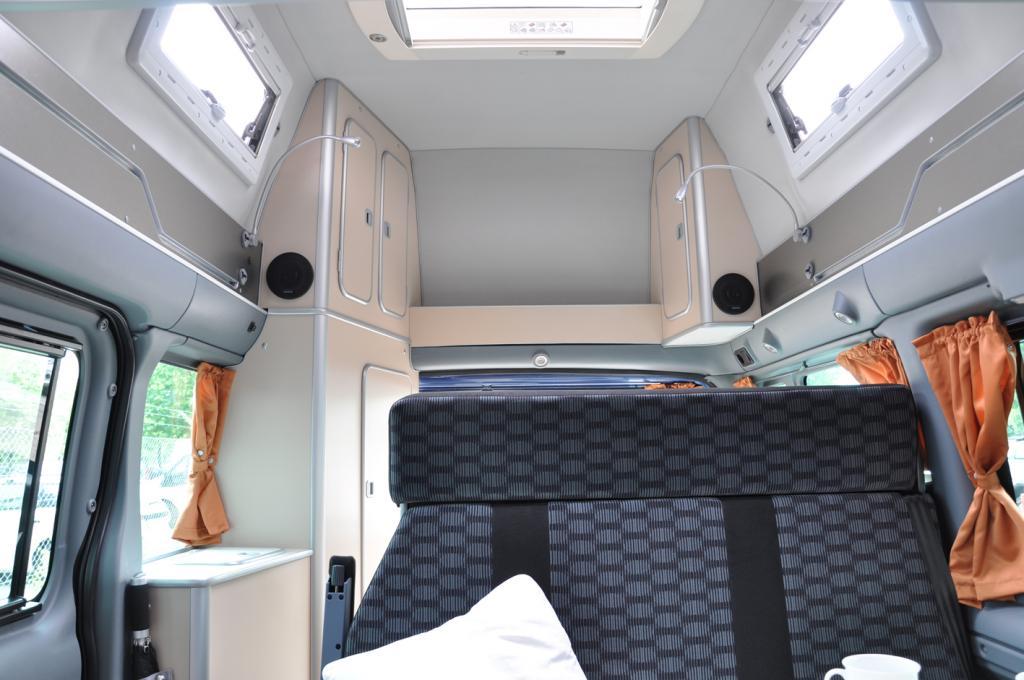 Caravan-Salon 2010: Ford frischt den