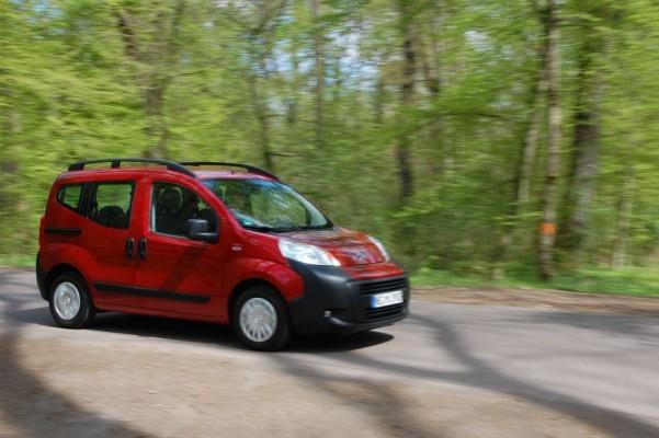 Citroën Nemo Kombi HDi 70 Multispace Airdream: Nicht nur für französische Vieltransporteure