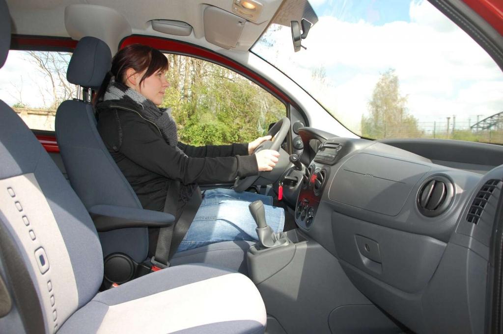 Citroën Nemo Kombi HDi 70 Multispace Airdream