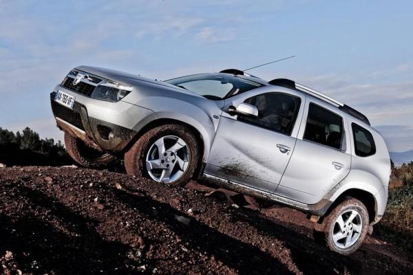 Dacia hat in Deutschland 150 000 Fahrzeuge verkauft