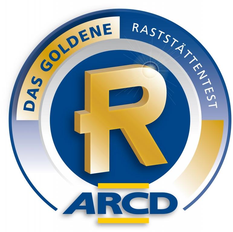 Die Auszeichnung: Das goldene R