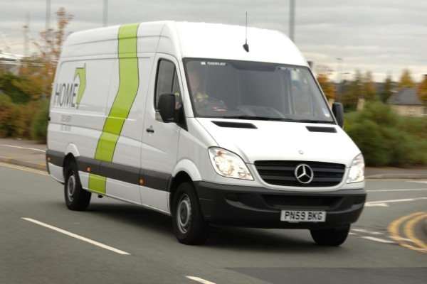EU plant Geschwindigkeitsbegrenzer für Transporter