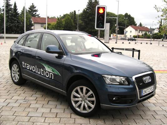 Es lebe die Travolution! Audi stellt Projekt-Weiterentwicklungen vor