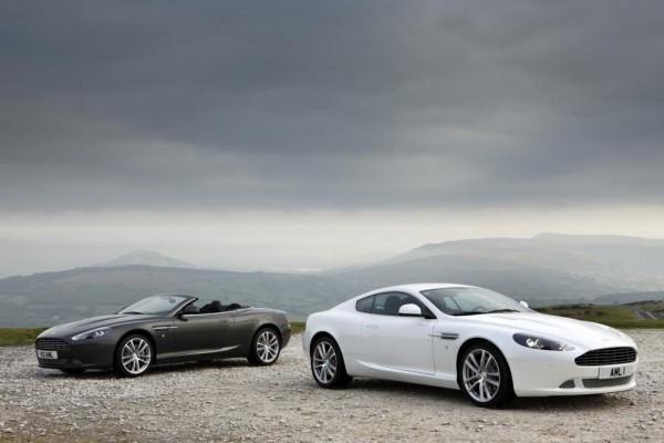 Facelift für Aston Martin DB9