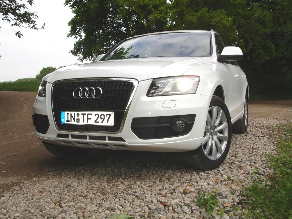 Fahrbericht Audi Q5 3.0 TDI quattro: Der Souverän