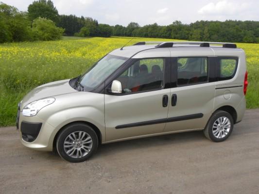 Fahrbericht Fiat Doblò Emotion 1.6 16V Multijet: Für fröhliche Freizeit