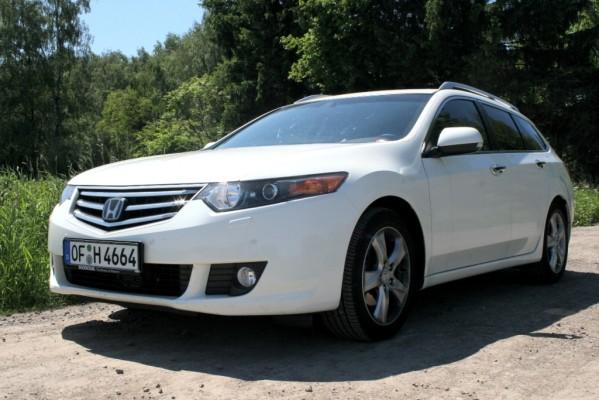 Fahrbericht Honda Accord Tourer 2.2 i-DTEC Executive: Entspannter reisen