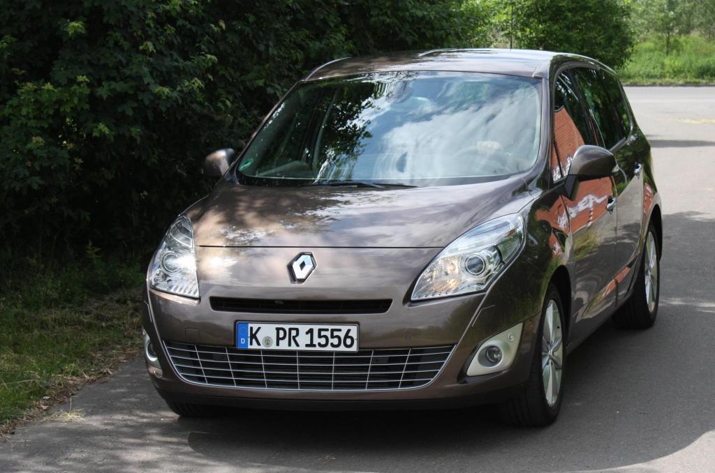 Fahrbericht Renault Grand Scénic dCi 130 FAP: Flairfrance