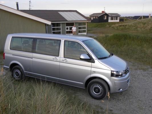 Fahrbericht Volkswagen T5 Caravelle (lang): Klassenbester