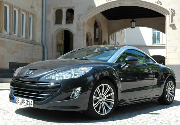 Flache Franzosen-Flunder: Peugeot lässt RCZ nun auch als 200-PS-Spitzenmodell starten