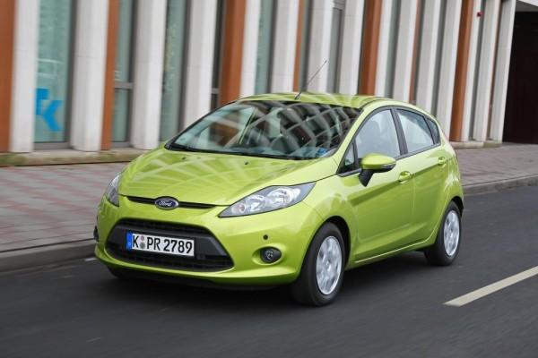 Ford Fiesta verkaufte sich im ersten Quartal besser als der VW Golf