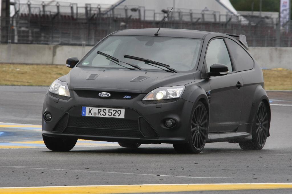 Ford Focus RS 500: Kompaktklasse – das war gestern