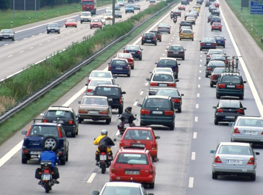 Forschungsprojekt AKTIV: Auf dem Weg zum vernetzten Verkehr