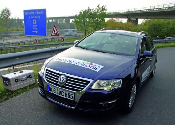 Forschungsprojekt AKTIV: Volkswagen optimiert Fahrerassistenzsysteme