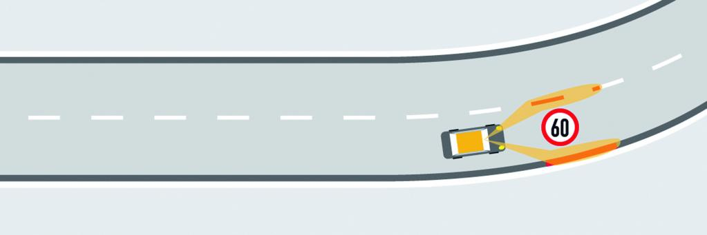 Forschungsprojekt AKTIV. Integrative Längs- und Querführungsfunktion mit situationsadaptiver Regelung der Fahrzeuggeschwindigkeit und Fahrspurposition.