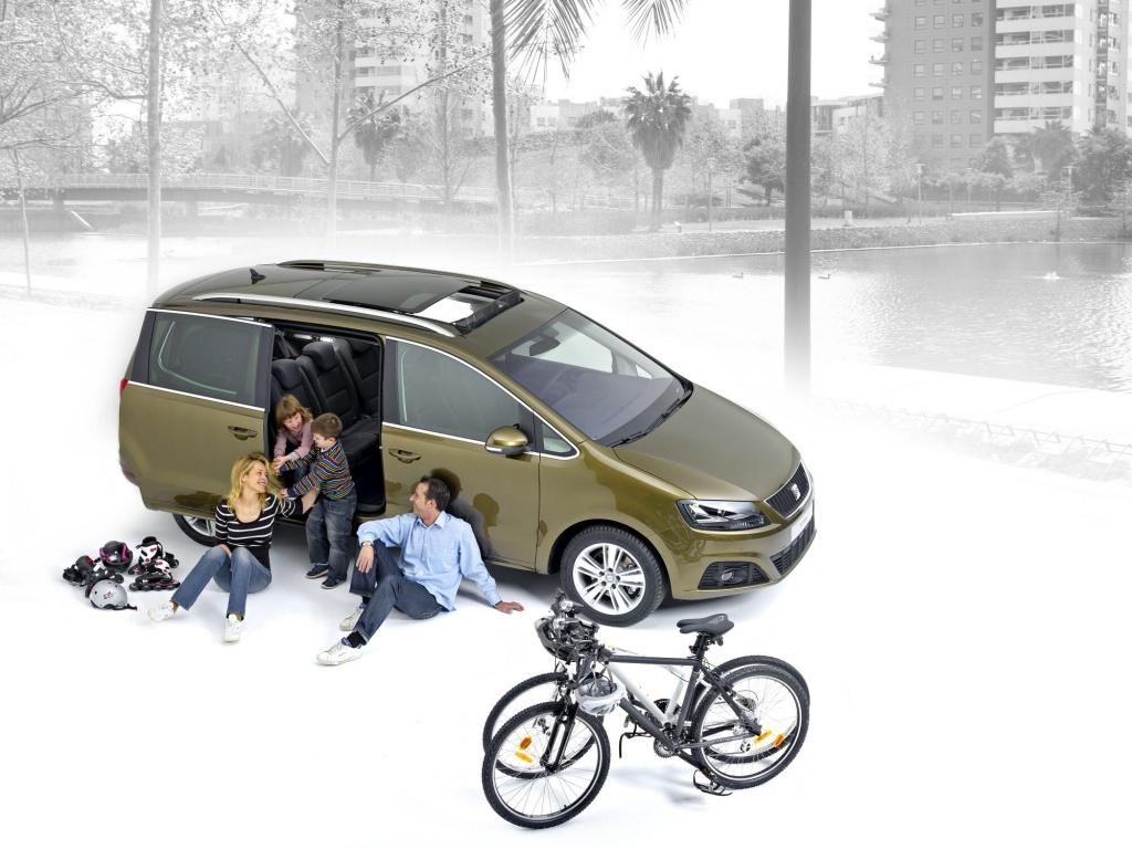 Große Vans: Frisches Blut für die Familienauto-Klasse