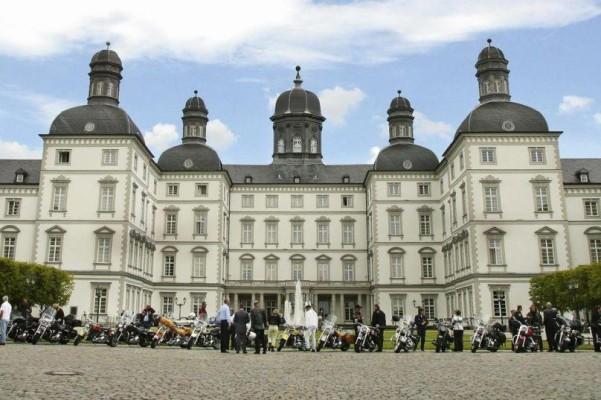 Harley-Treffen auf Schloss Bensberg fällt aus