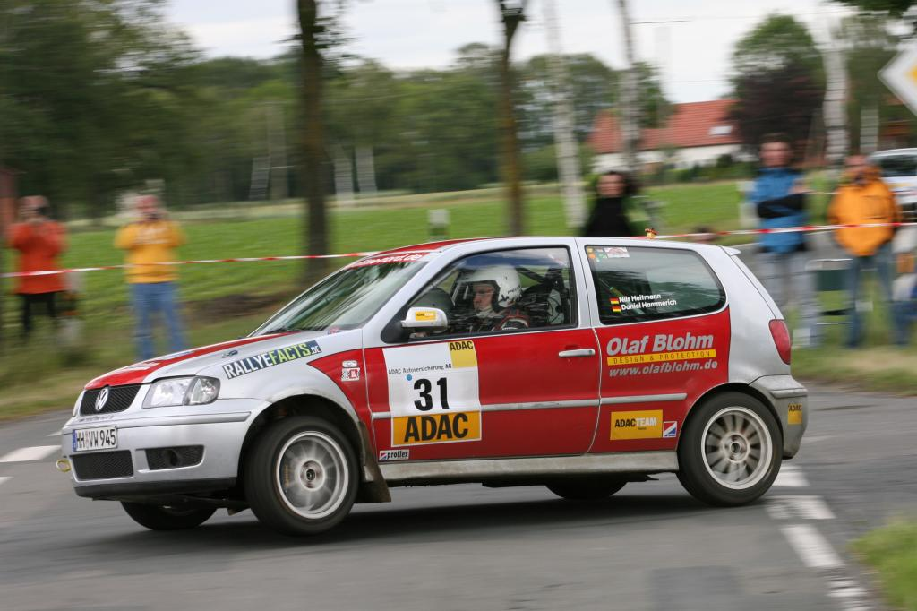 Heiße Phase für ADAC Rallye Masters