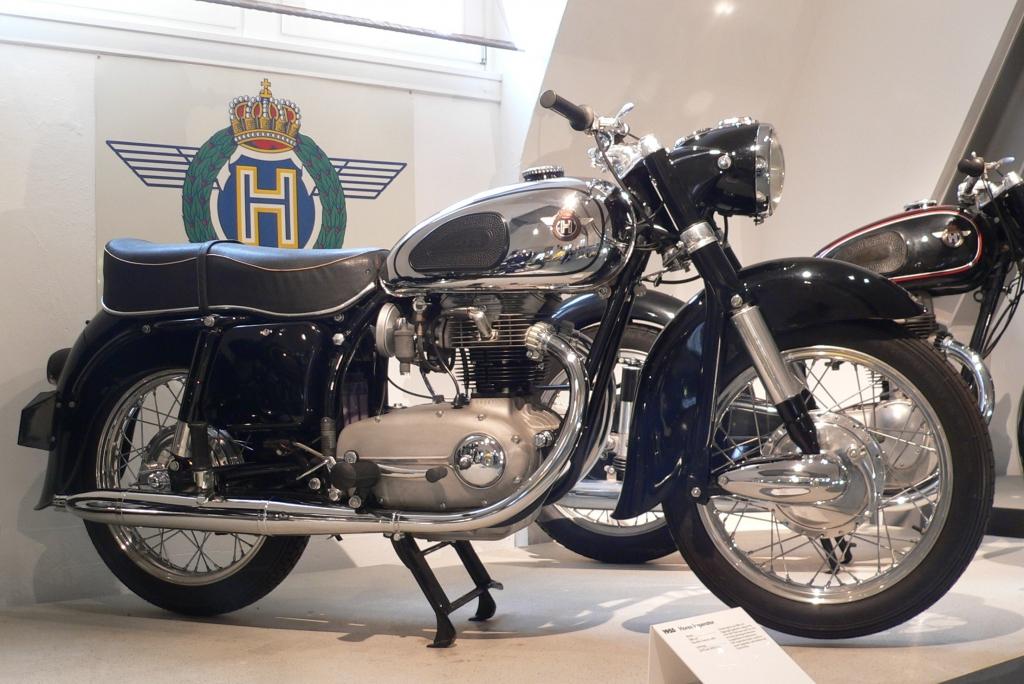 Horex Imperator von 1955