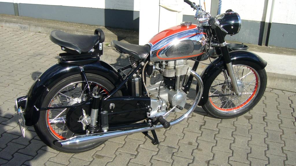 Horex Regina von 1950