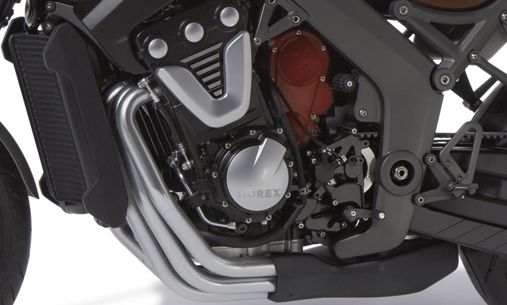 Horex wiederbelebt: Marke startet mit VR-Sechszylinder