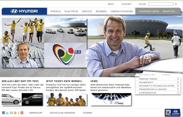 Hyundai startet Facebook-Kampagne