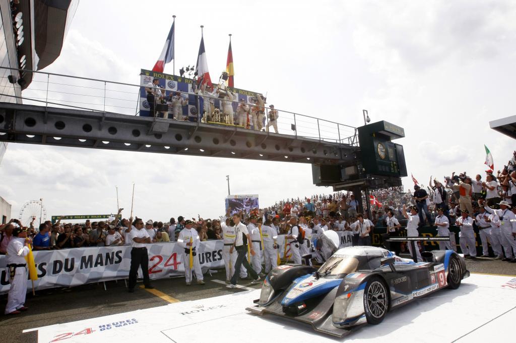 In Le Mans starten zum letzten Mal vier Peugeot 908 HDi FAP