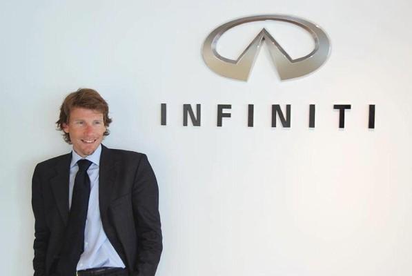 Infiniti mit neuem Marketingchef für Europa